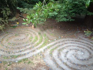 Birth of this labyrinth